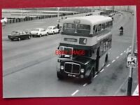 PHOTO  DOUGLAS AEC REGENT V BUS NO 3 REG NO 8124 MN VIEW 2