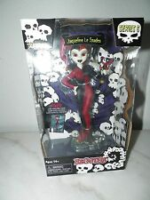 "BLEEDING EDGE BEGOTHS SERIES 5 JAQUELINE LE SPADES NIB 2006 8"" FIGURE DOLL"