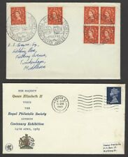 GB Collection of Philatelic Exhibition cover etc.1970s (25)
