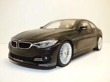BMW serie 4 ALPINA B4 BiTURBO noir 1/18 F32