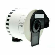 1 Continuous Label Roll 62mm for Brother QL-1060N, QL-500A, QL-580N, QL-600B