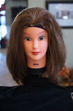 Jazz Wave 100% Real Human Hair LC-7019 F43027 Brown Wig Dirty Blonde Cosplay NIP