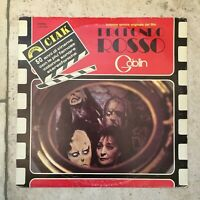Goblin - Profondo Rosso _ Vinile LP 33 giri Soundtrack_1980 Cinevox Italian Prog