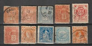 Germany Local Issued Municipal Privatpost Stadtpost Delivery service selection 1
