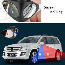 Car Blind Spot View Parking Multi-purpose Auxiliary Rear Front&Rear Wheel Mirror