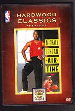 3 LOT NBA Hardwood Classics: Michael Jordan: Air Time MAX PRO STARS GRETZKY BO