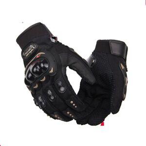Men's Motocross Gloves Full Finger Riding Motorbike Protection Guard Mittens
