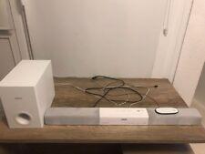 Philips HTL 2160W / 12 Soundbar Weiß Bluetooth Surround Sound