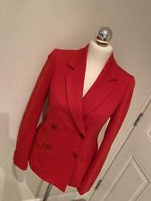 GANT Blazer Jacket UK8/ US4/ EU34, Red