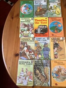 Ladybird series 401 11 books + Tootles the Taxi rhymes
