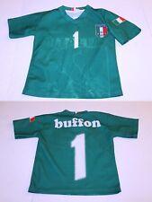 Youth Italy Gianluigi Buffon Sz 4 Soccer Futbol Jersey (Green) Jersey
