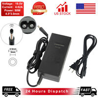 90W AC Adapter Charger for Dell Inspiron 17 5755 5758 5759 13 5378 7347 7348