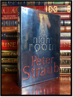 In The Night Room ✎SIGNED✎ by Peter Straub Hardback 1st Edition First Printing