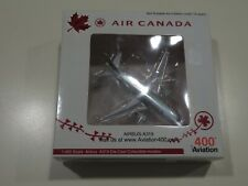 Aviation 400 Air Canada A319 1:400  Die Cast Model C-GBIP  Kids Horizons =