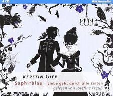Kerstin Gier, Saphirblau Liebe geht durch alle Zeiten (2)