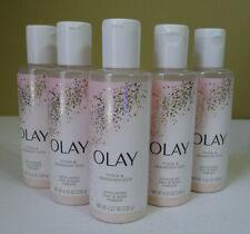 Lot 5 Olay Pitaya & Cranberry Seed Exfoliating Face Body Powder 4.23oz/120g Each