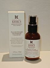 Kiehl's Powerful-Strength Line-Reducing Concentrate 1.7oz/50 ml NIB