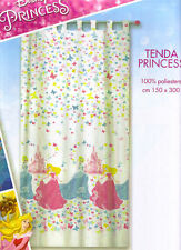 Tenda Finita Velo Principesse Aurora Cenerentola Farfalle Tende Caleffi Disney