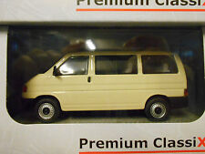 VW Volkswagen Bus T4 Fensterbus white ivory elfenbein 1/500 Premium Cl  1:43