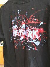 NETTWERK RECORDS 1988 vintage licensed promotional shirt LG promo Skinny Puppy