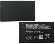 Original Akku BL-5C Nokia 100 110 1100 1101 1110 1110i 11121200 1208 1209 Accu