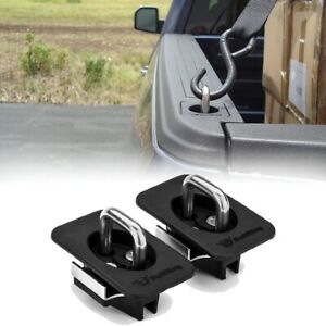 Replaces for FL3Z-99000A64-B Youxmo 4 Pack Truck Tie Down Anchors Without Plates Fit for 2015-2021 Ford F150 F250 F350 /& Raptor FL3Z-9928408-AB