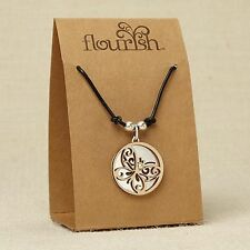 Butterfly Necklace ~ Flourish Jewelry Collection by Lauren Picciuna ~ 4044638