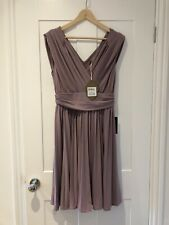 Jolie moi Femmes Lilas Robe violette Taille 12