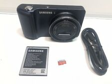 Samsung Galaxy EK-GC120 Verizon Android Camera Dark Blue 32GB Good Condition