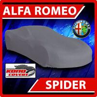 Alfa Romeo Spider Plastic Right Front Inner Fender 86-94 Original Alfa Part
