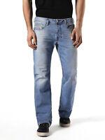 Diesel Mens Regular Bootcut Stretch Jeans - Zatiny 084CU - W30 L30