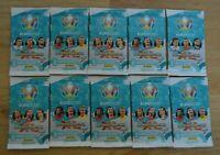 Panini Adrenalyn XL Uefa Euro EM 2020 10 Booster 80 Karten Trading Cards