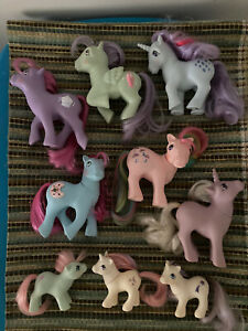 My Little Pony G1 Vintage Lot