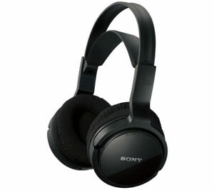 Sony MDR-RF811RK Headband Wireless Headphones - Black