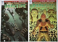Tales From The Darkside #1 & Sub Cover 1 Joe Hill Gabriel Rodriguez IDW
