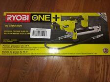 New GENUINE  RYOBI 18V ONE+ Grease Gun P3410 Tool only Sealed