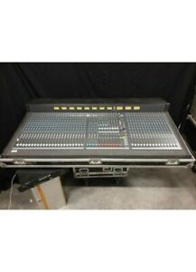 Soundcraft K2 40 Channel Console In Flightcase Full Working Condition