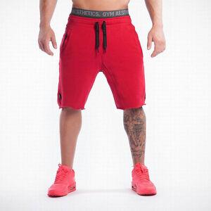Mens Gym Shorts Sport Bodybuilding  Running Workout Fitness Shorts