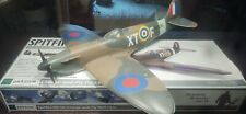 "Parkzone Spitfire Mk IIB Park Flyer Airplane Model Kit—39.5"" Wingspan! Remote"