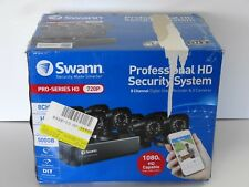 Swann Professional HD Security System Pro Series 720P SWDVK-815908 READ
