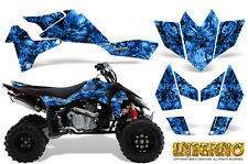 SUZUKI LT-R 450 LTR450 CREATORX GRAPHICS KIT DECALS INFERNO BL