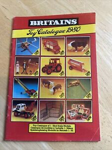 1980 Britains Toy Catalogue.