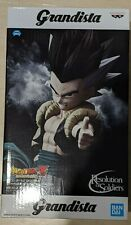 Banpresto Dragon Ball SUPER GRANDISTA RESOLUTION OF SOLDIERS GOTENKS Japan NEW