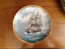 Plate Franklin Mint 'Great Ships of Golden Age of Sail'- SOVEREIGN OF THE SEAS