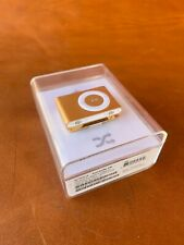 Apple iPod Shuffle 2nd Generation Special Edition Gold (1 GB) New Sealed Mint