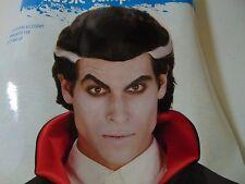 Classic Vampire Dracula Wig Adult One Size Black White #1258