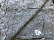 Schoolhouse Electric Linen Duvet Cover! New .Never Used But Washed Once.