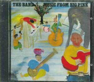 "THE BAND ""Music From Big Pink"" CD-Album"