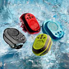 H2GO Waterproof Bluetooth Speaker