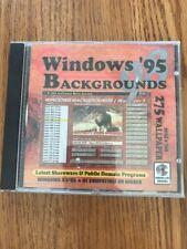 Windows 3.1 & Windows'95 Backgrounds Ships N 24h